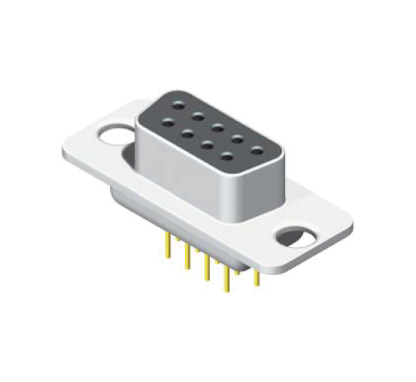 D-SUB Machine Pin Dip Type