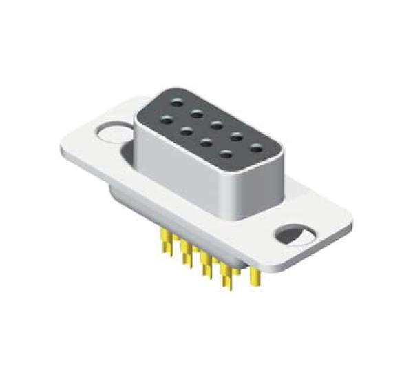 D-SUB Machine Pin Solder Type