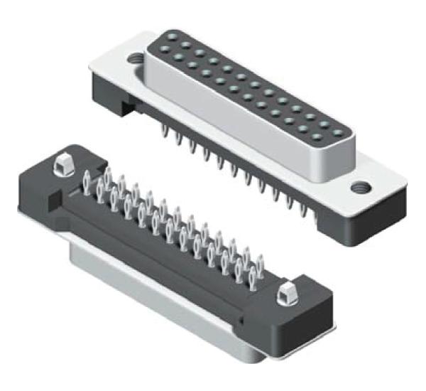 D-SUB Press Fit Type