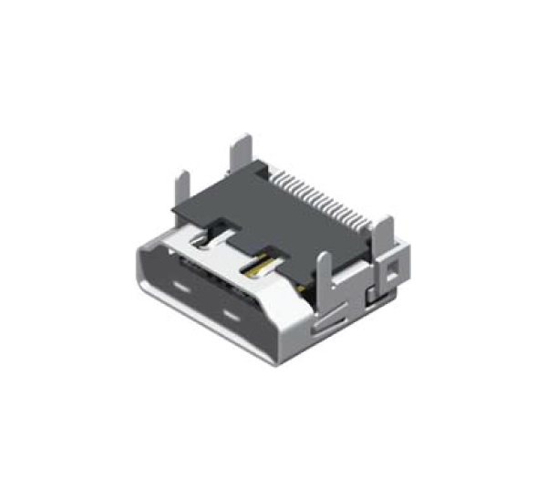 HDMI Female 19 Pin SMT Type
