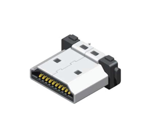 HDMI Male Solder 19 Pin-N2
