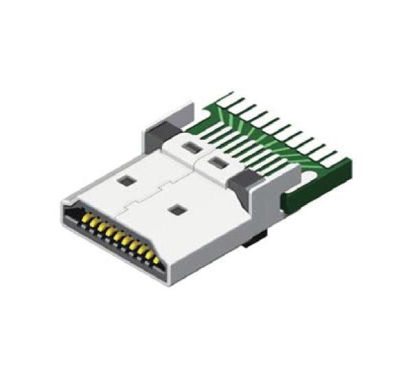 HDMI Male Solder 19 Pin-n4
