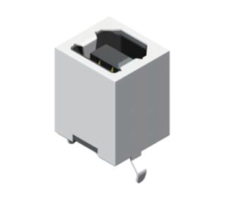 USB Female Dip 180° B Type